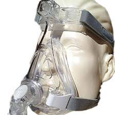 CPAP COMPLETE MASK-SILICONE