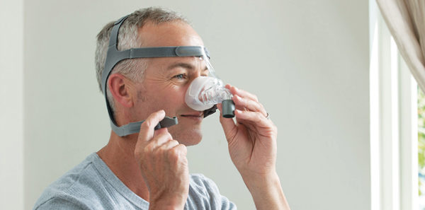Eson Nasal Mask 2 for sleep apnea related issues