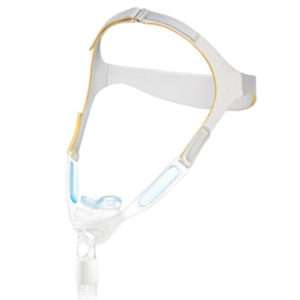 Nuance & Nuance Pro Nasal Pillows Mask with Gel Nasal Pillows