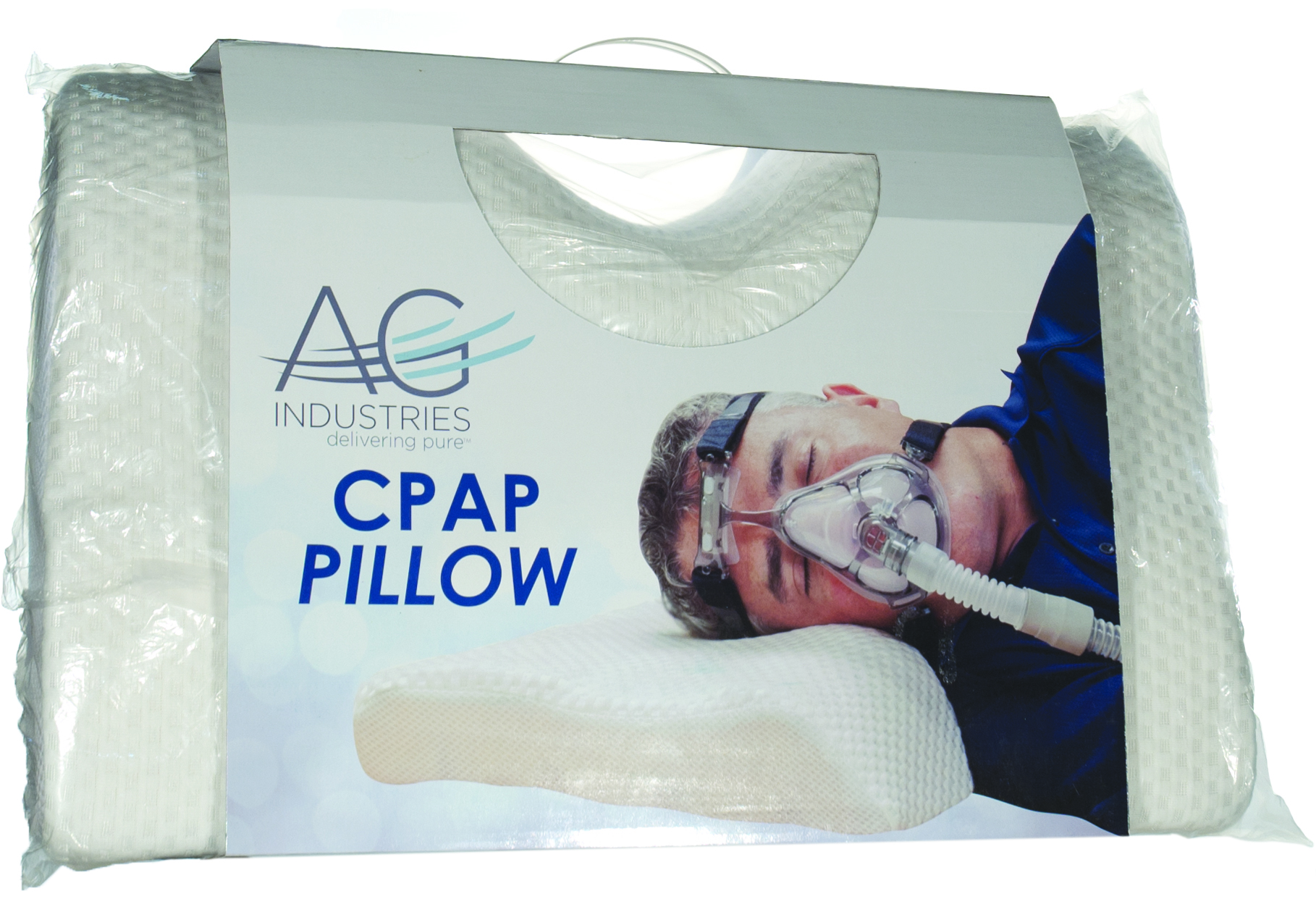 The CPAP Pillow