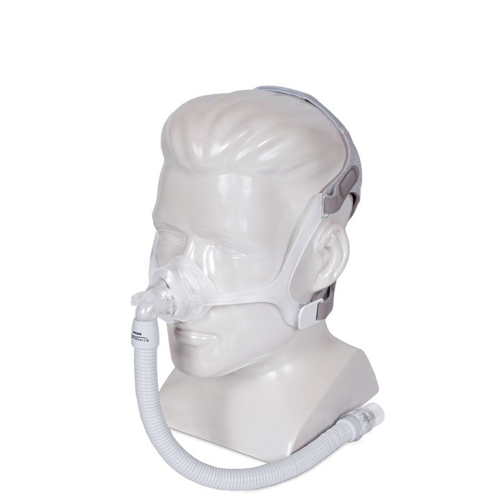 Wisp Clear CPAP Mask