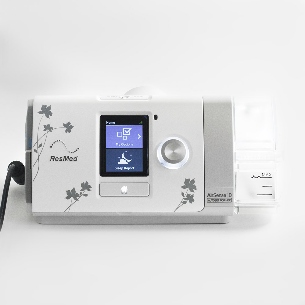 Resmed Airsense S10 Autoset (CPAP for Women)