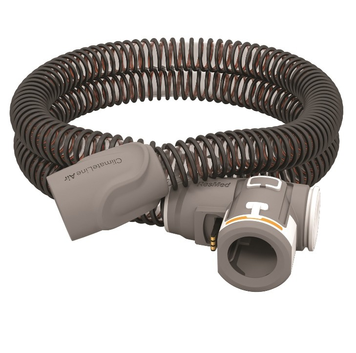Climateline air heated cpap tubing heated