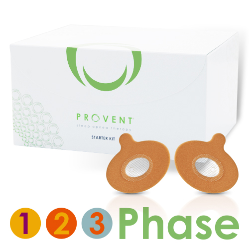 Provent Sleep Apnea Therapy 30 Day Starter Kit