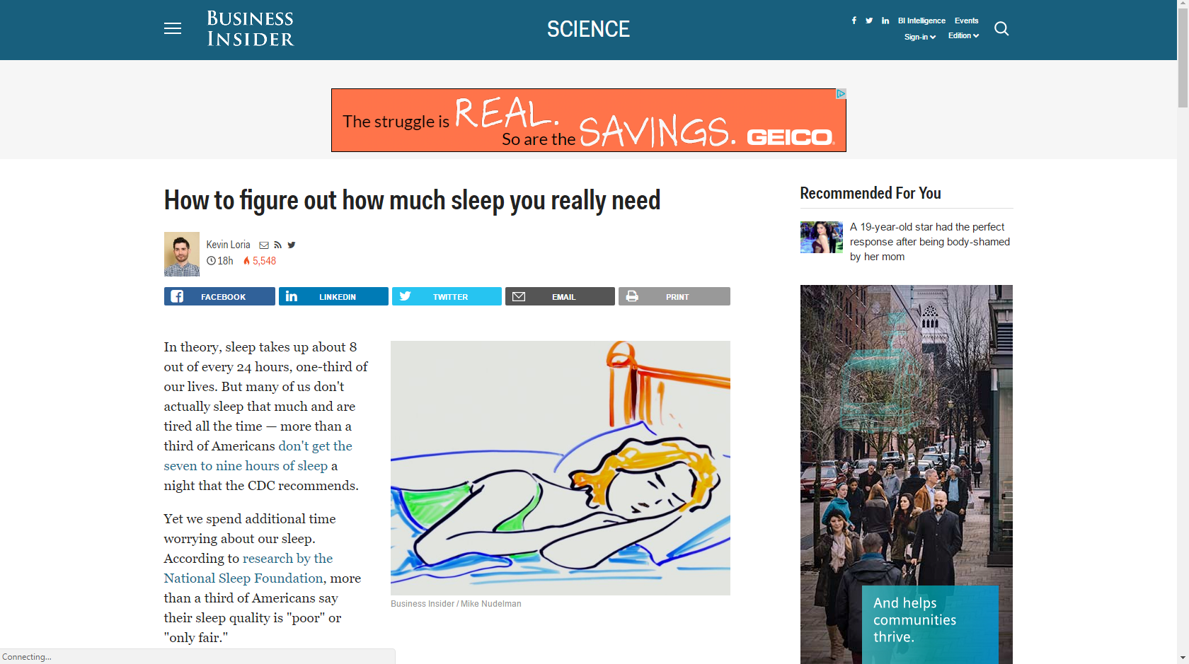 images How Much Sleep Do You Really Need For Your Age