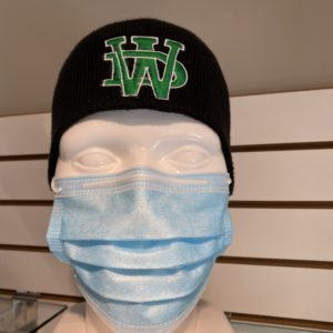 50 FDA Compliant 3-Ply Surgical Masks