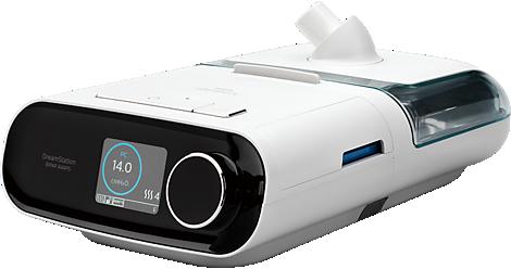Philips Respironics DreamStation BiPAP AVAPS Machine